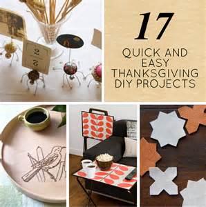 last minute thanksgiving trips 17 last minute thanksgiving diys design sponge