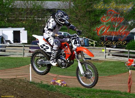 motocross races in iowa terry chumbley funeral information racer x