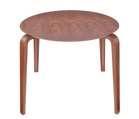 oval walnut dining table z099 modern dining