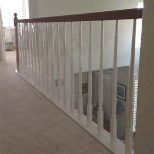 baby safety for stair railings banisters and balusters