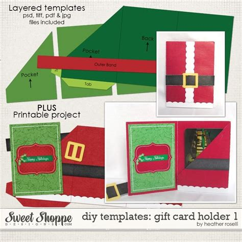 gift card holder diy template 17 best images about diy paper project templates