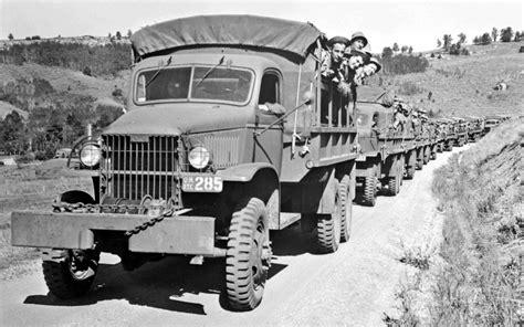 Caterpillar S6 100 Original mezzi militari nella battaglia di cassino