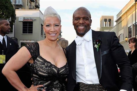 terry crews wife rebecca crews terry s wife 5 fast facts you need to know