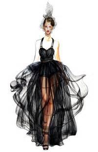 Fashion sketch fashion designing sketches sketch fashion design