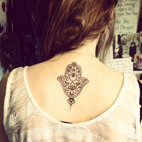 hamsa tattoos designs ideas and meaning tattoos for you