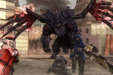 god eater 2 god eater pc ps 4 x1