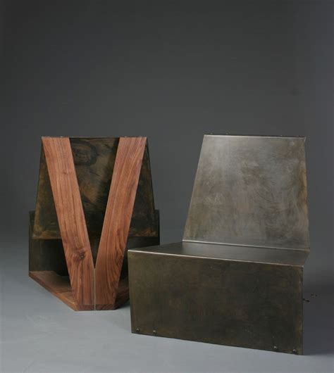 Sheet Metal Chair by Custom Made Sheet Metal Lounge Chairs By Furniture