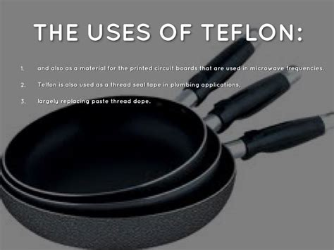 uses of teflon by rima by rima ghanim