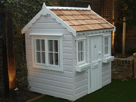 cottage playhouse cottage style playhouse 5ft x 4ft playhouses the playhouse company