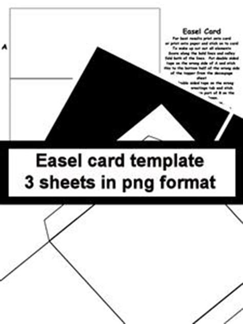 free easel card template apron template cup43642 56 craftsuprint