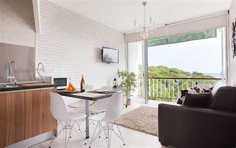 apartamentos en sant pol de mar apartamento para 2 4 personas a 150 m de la playa roques