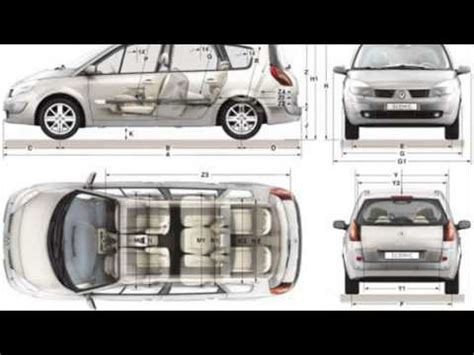 peugeot 5008 interior dimensions peugeot 5008 dimensions youtube