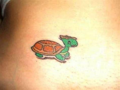 32 lively turtle tattoos creativefan