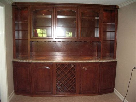Unique Bar Cabinets Get A Custom Home Bar And Built In Wine Storage Cabinet