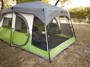 coleman 174 vacationer 10 person tent