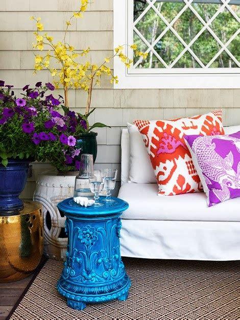 Garden Stool Decor with Theme Design Garden Stools Home Painting Ideas