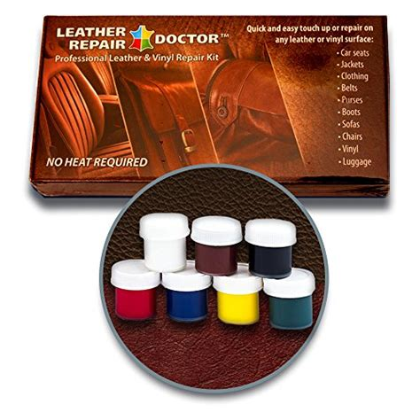 leather repair doctor complete diy kit premixed    professional restoration solution
