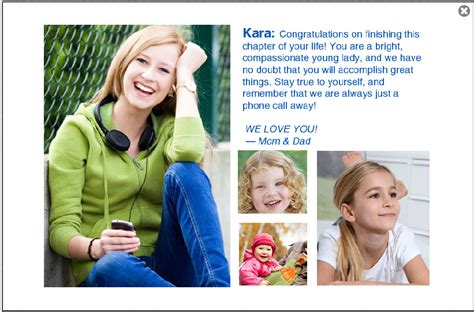 senior ad templates senior tribute ads in the yearbook senior yearbook ads