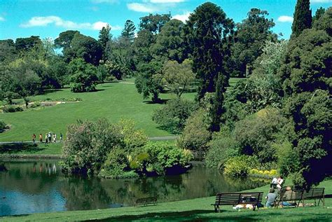 Royal Melbourne Botanical Gardens Royal Botanic Gardens Melbourne