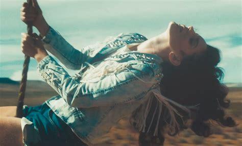 lana del rey tire swing lana del rey ride video 1 fashion magazine