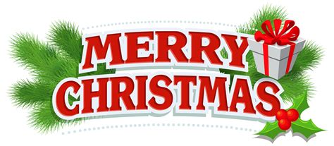 merry clipart merry decor with gift png clipart best web clipart