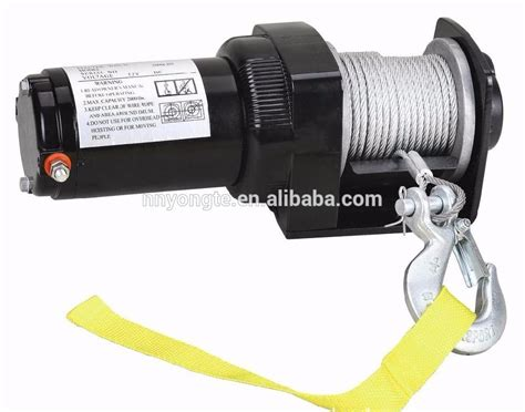 boat winch for 4x4 mini 12v boat anchor electric winches for 4x4 buy