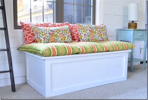 how to build a bench seat with storage remodelaholic 20 inspiring window seats