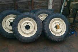 transport my land rover series wheels tyres firestone to