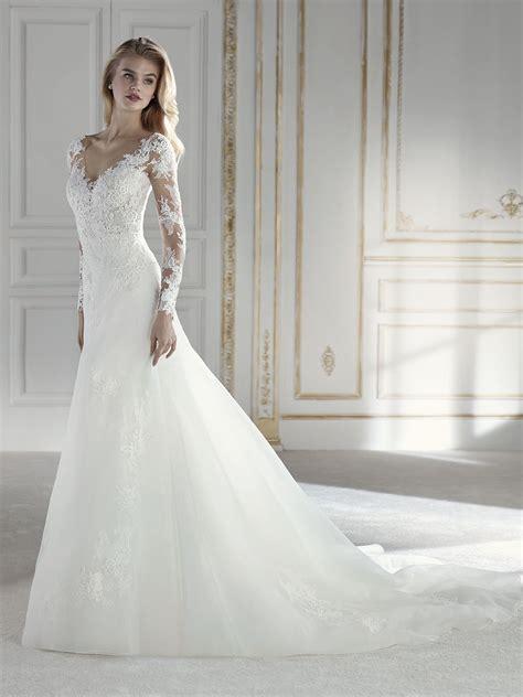braut rock und oberteil elegantes brautkleid im meerjungfrau stil mit tief