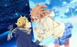 Kyoukai No Kanata Movie Ill Mirai Hen 2015 Kyoukai No Kanata Movie I Ll Be Here Online Peixeira No Console