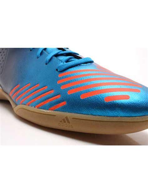 Sepatu Bola Adidas Predator Lethal Zones Toko Olahraga Hawaii Sports Sepatu Futsal Adidas Predator Lz Lethal Zone Indoor Bright Blue
