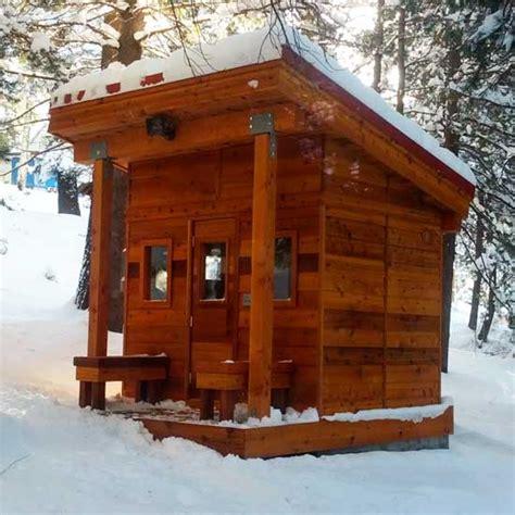 backyard sauna kit 6 x8 outdoor sauna kit post beam porch heater accessories sauna pinterest