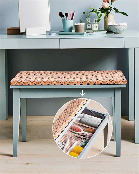 how to reupholster a vanity bench 25 best ideas about storage bench for bedroom on