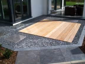 terrasse bauen stein gestaltung mit holz h c eckhardt gmbh co kg