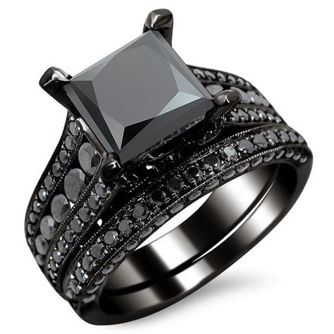 Wedding Rings Black Gold by 100 Ideas To Try About Wedding Rings Black Gold Black