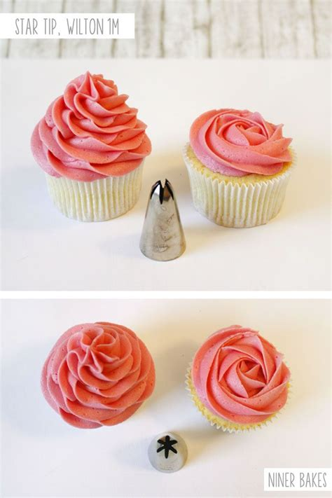 Cupcakes Decorating Tips by 1000 Ideas About Rosette Cupcakes On