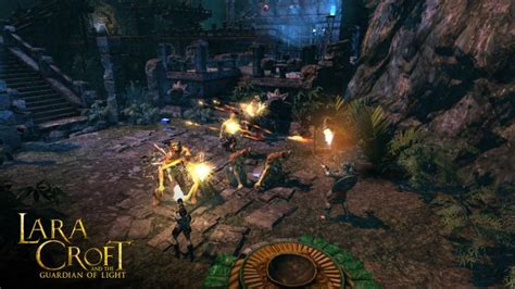 The Guardian Of The Light lara and the guardian of light review gaming nexus