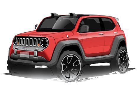 new jeep design jeep renegade dimensions jeep car show