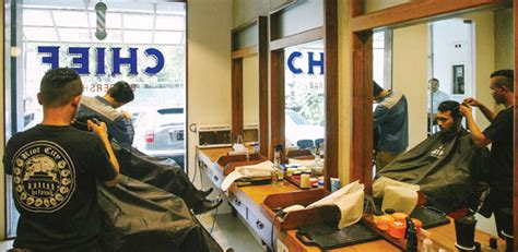 Pomade Chief Barbershop chief barbershop and modern hairstyles freemagz