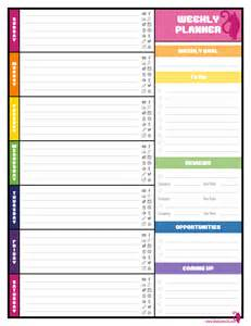 Day Planner Template by 10 Monthly Planner Template Memo Formats