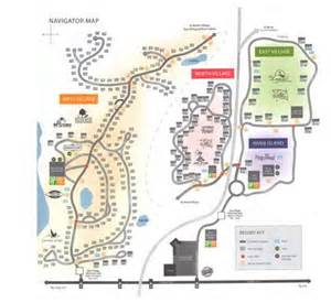 orange lake resort map inn club vacations