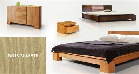 lit moderne en bois massif cevelle les lits en bois moderne