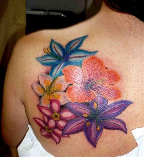 imagenes flores tatuajes fotos de tatuajes de flores im 225 genes de tatuajes de