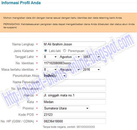 cara membuat rekening mandiri sekuritas alat pembayaran online indonesia aman ipaymu com kerja