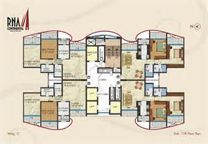 Continental Homes Floor Plans by Floor Plans Rna Continental Mumbai Residential Property