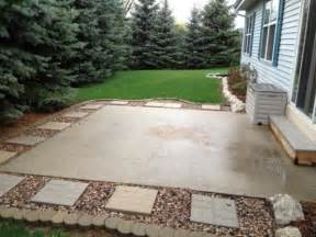 Concrete Patio Ideas For Small Backyards Fresh Concrete Patio Ideas For Small Backyards 40 On