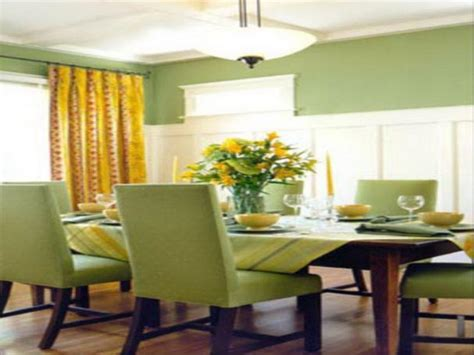 Green Dining Room Ideas Planning Ideas Great Creekside Green Color For Rooms