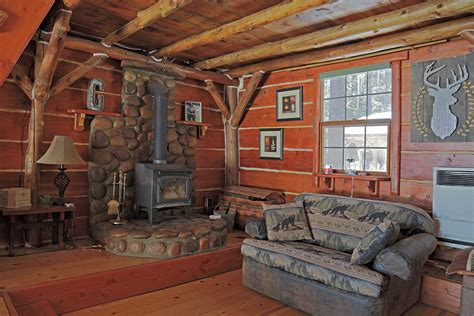 grid luxury cabin  sale  flagstaff