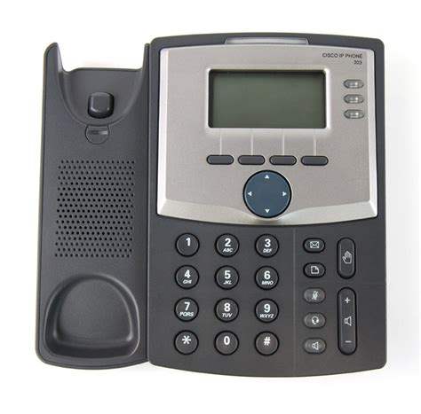 cisco spa 303 desk phone cisco spa303 3 line ip phone