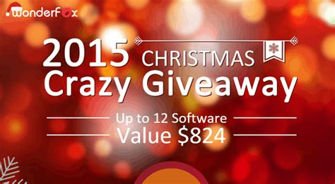 Giveaways Software - christmas 5 software giveaways worth 150